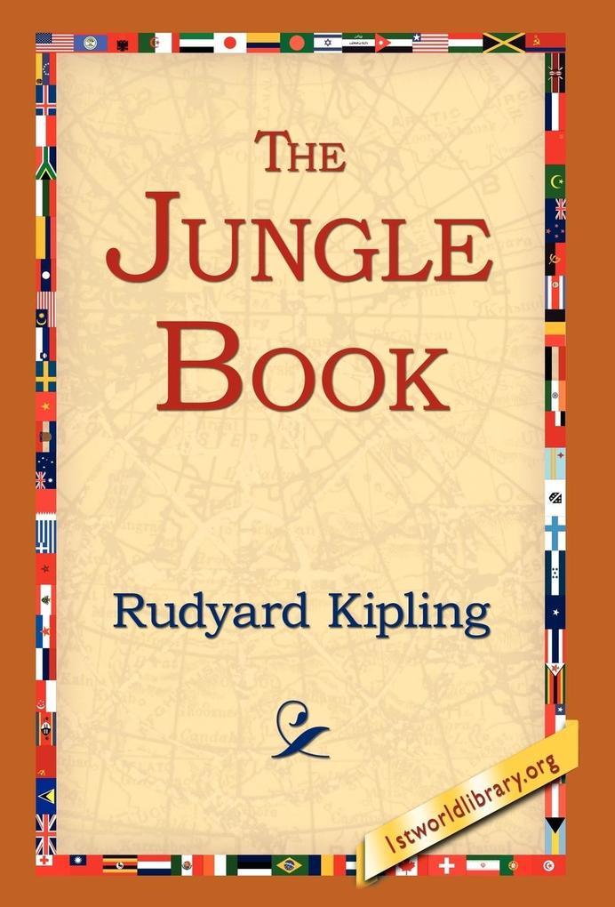The Jungle Book als Buch