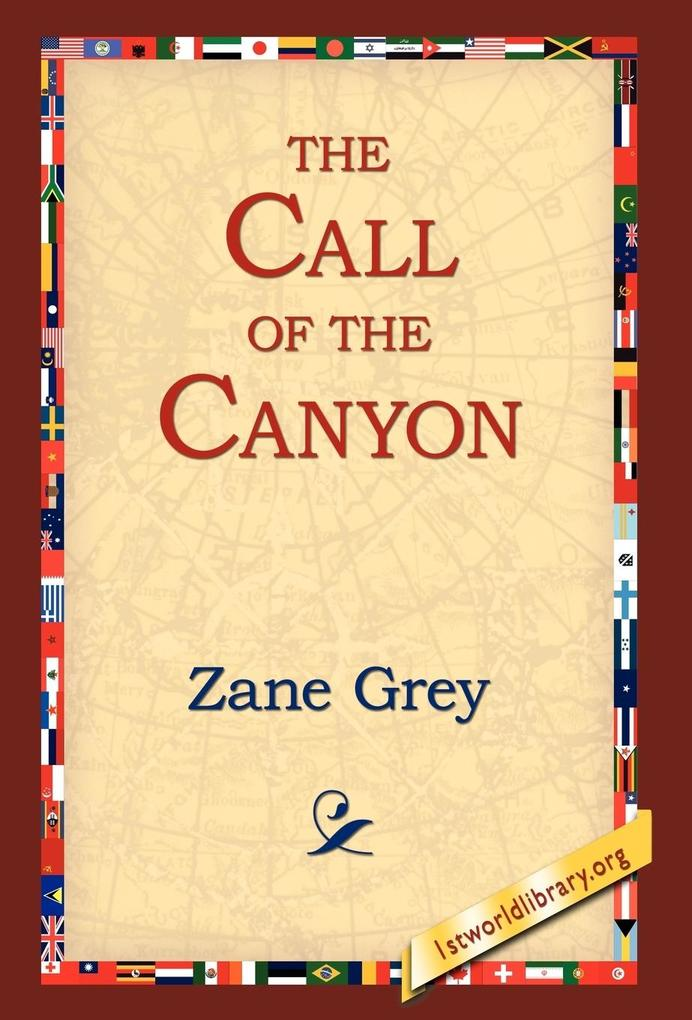 The Call of the Canyon als Buch