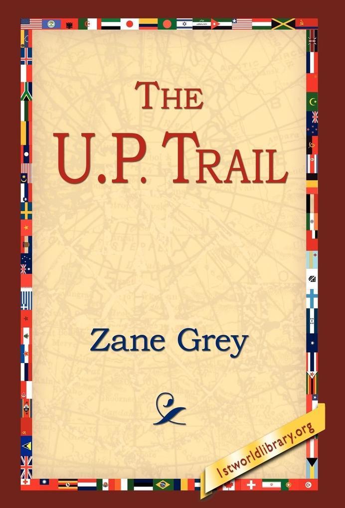 The U.P. Trail als Buch