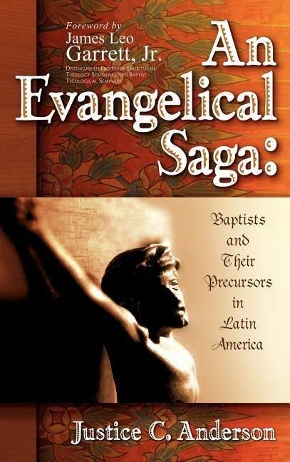 An Evangelical Saga als Buch