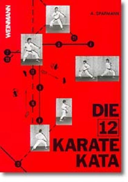 Die 12 Karate Kata als Buch