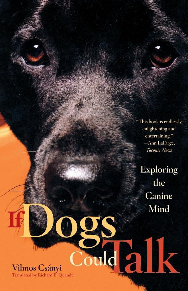 If Dogs Could Talk als Taschenbuch
