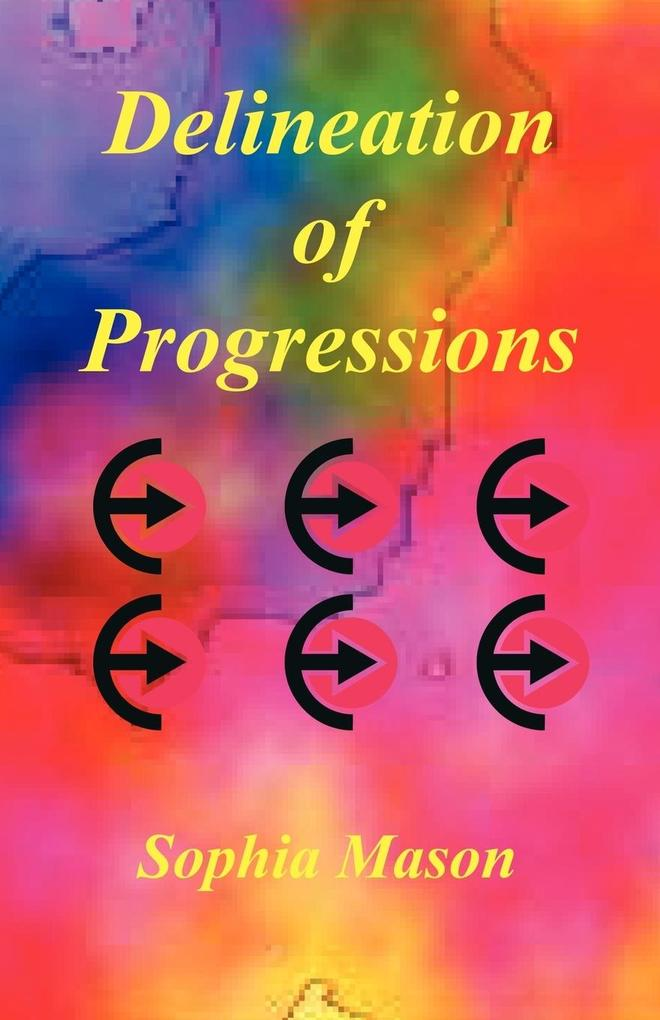 Delineation of Progressions als Taschenbuch
