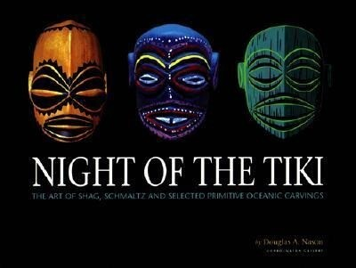 Night of the Tiki Hc als Buch