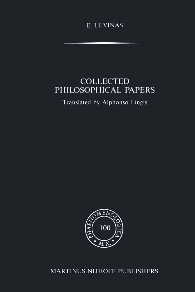 Collected Philosophical Papers als Buch