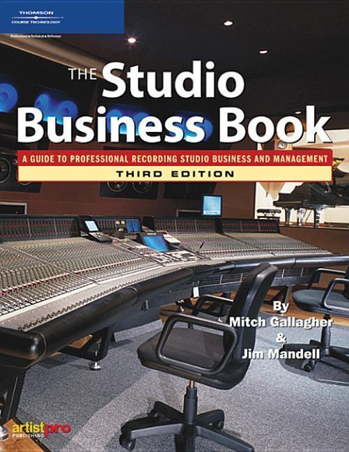 The Studio Business Book als Buch