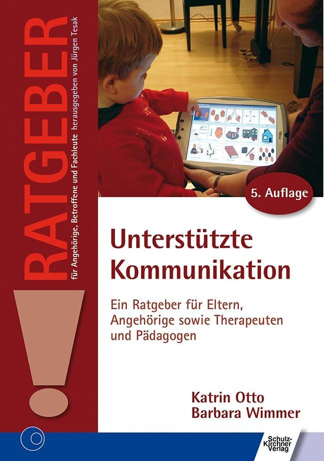 Unterstützte Kommunikation als Buch
