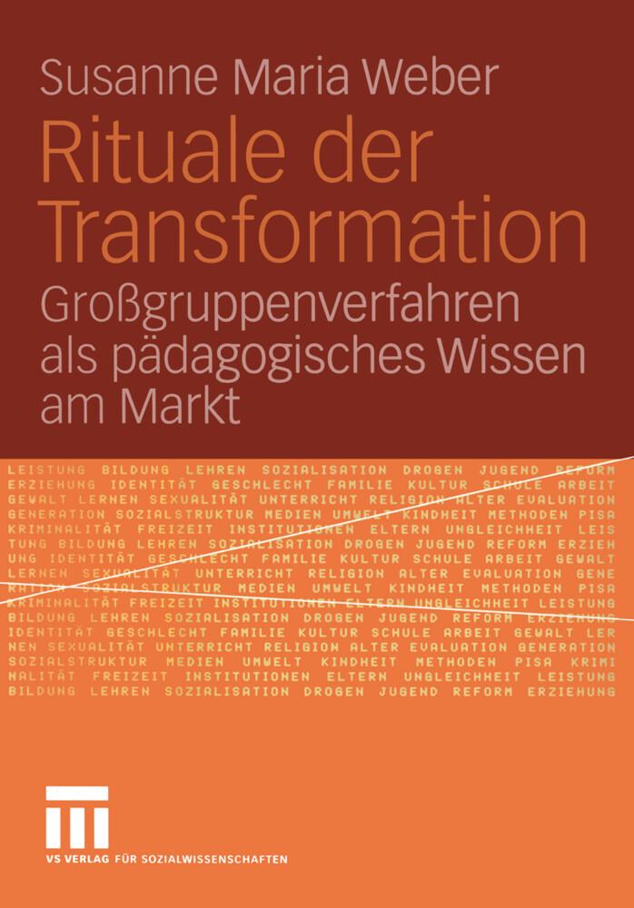 Rituale der Transformation als Buch