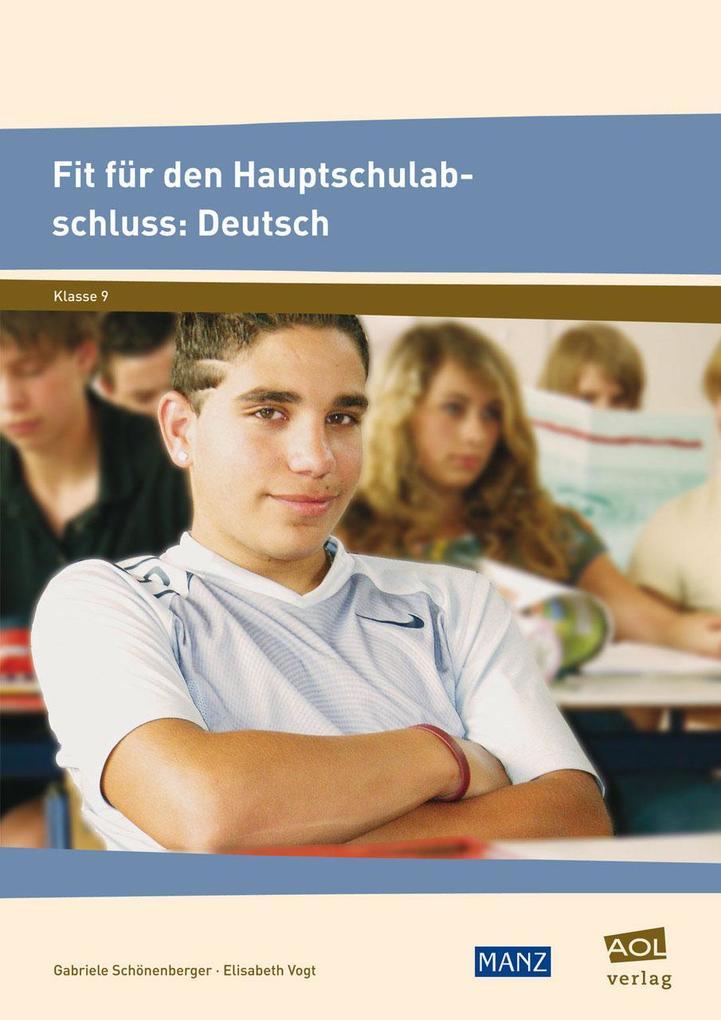 Fit für den Hauptschulabschluss: Deutsch als Buch