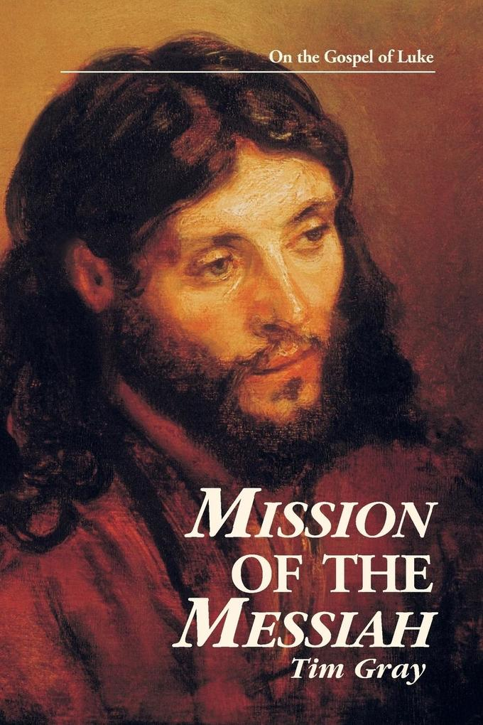 Mission of the Messiah als Buch