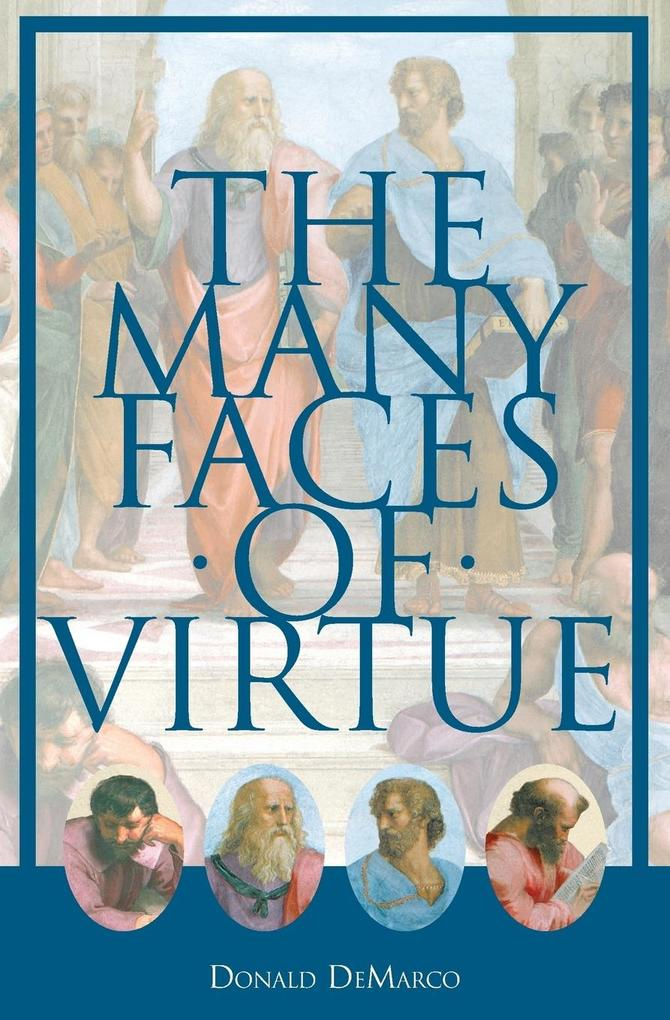 The Many Faces of Virtue als Buch
