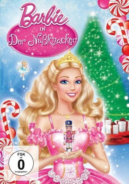 """Barbie in """"Der Nußknacker"""" als DVD"""