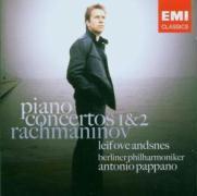 Klavierkonzerte 1 & 2 als CD