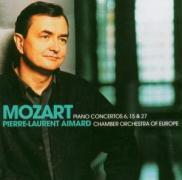 Klavierkonzerte 6,15,27 als CD
