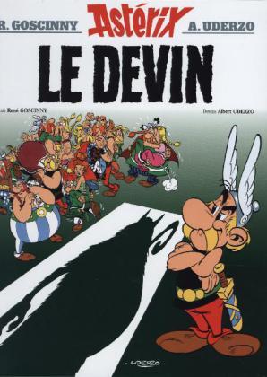 Asterix - Le Devin als Buch