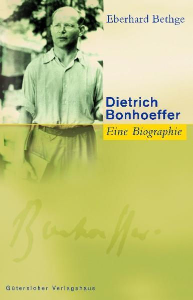 Dietrich Bonhoeffer als Buch