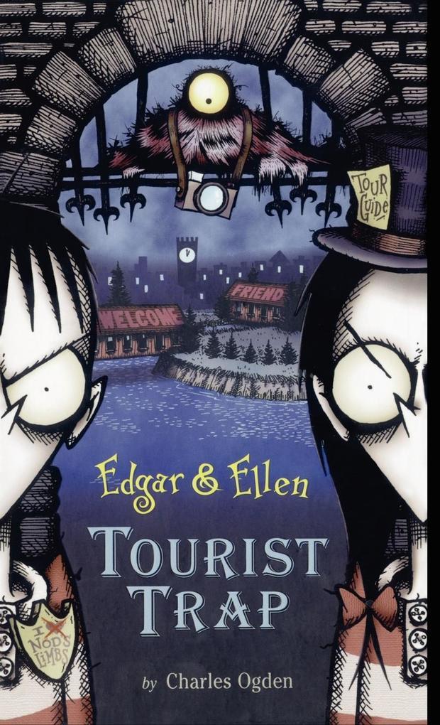 Tourist Trap als Buch