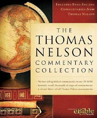 The Thomas Nelson Commentary Collection als Spielwaren