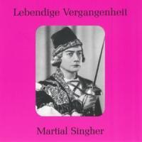 Martial Singher (1904-1990) als CD