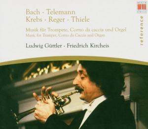 Musik Für Trompete,Corno Da Caccia Und Orgel als CD