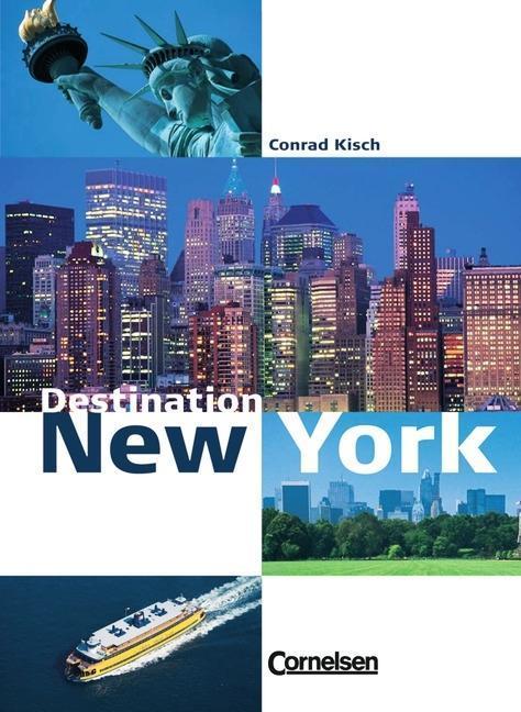 New York. Textheft als Buch