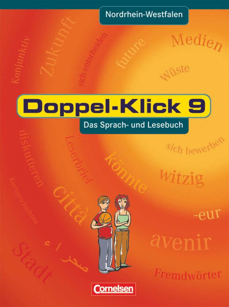 Doppel-Klick - Nordrhein-Westfalen / 9. Schuljahr - Schülerbuch als Buch