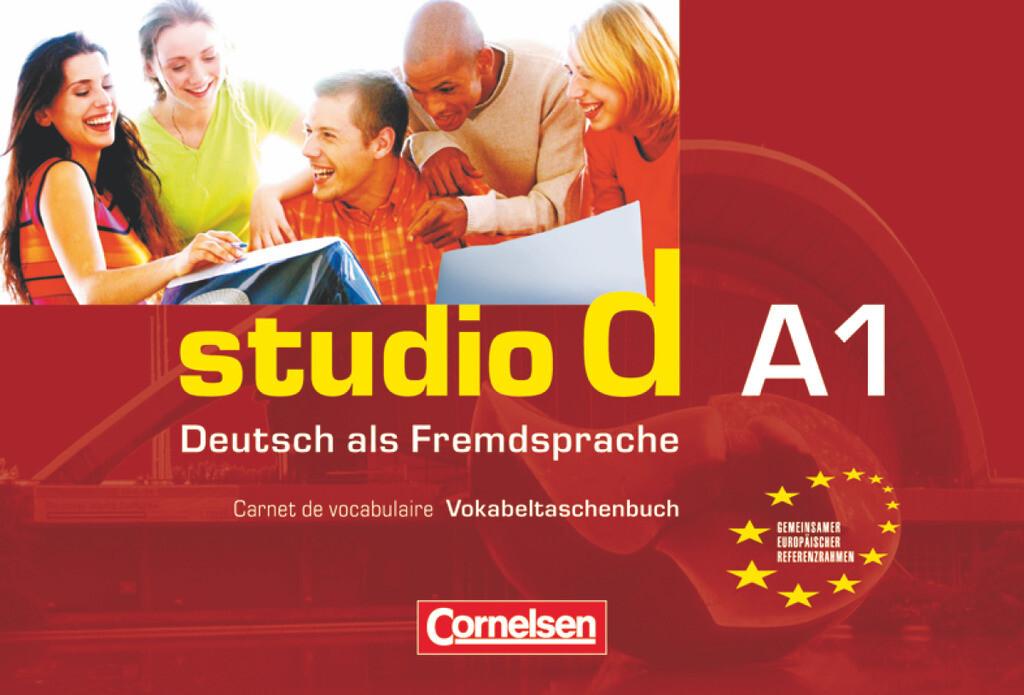 studio d A 1 Deutsch als Fremdsprache als Buch