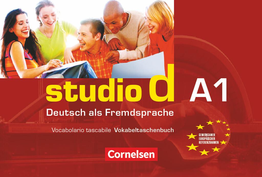 studio d A 1 Deutsch als Fremdsprache als Buch von