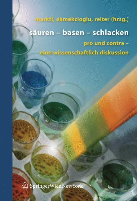 Säuren - Basen - Schlacken als Buch