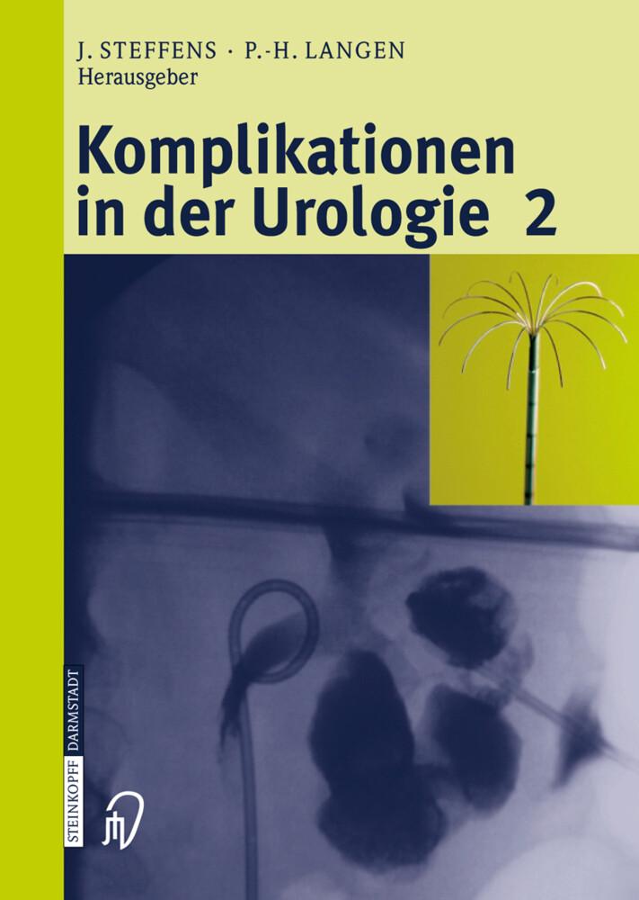 Komplikationen in der Urologie. Bd.2 als Buch