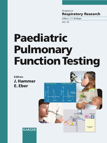 Paediatric Pulmonary Function Testing als Buch