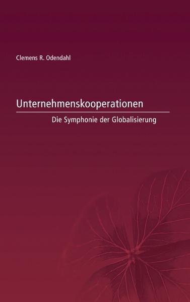Unternehmenskooperationen als Buch