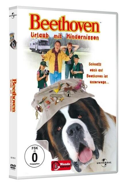 Beethoven 3 - Urlaub mit Hindernissen als DVD