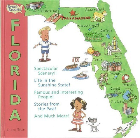 State Shapes: Florida als Buch