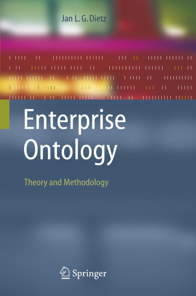 Enterprise Ontology als Buch