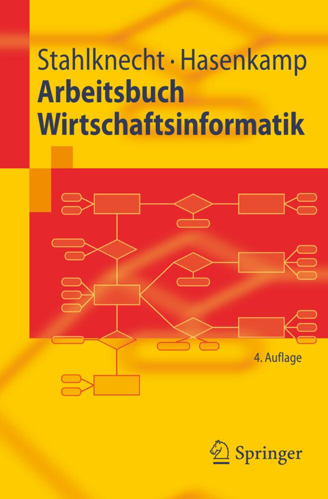 Arbeitsbuch Wirtschaftsinformatik als Buch