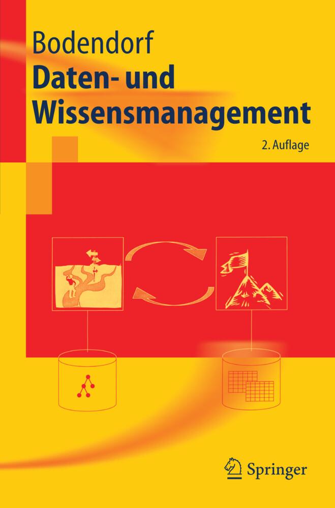 Daten- und Wissensmanagement als Buch
