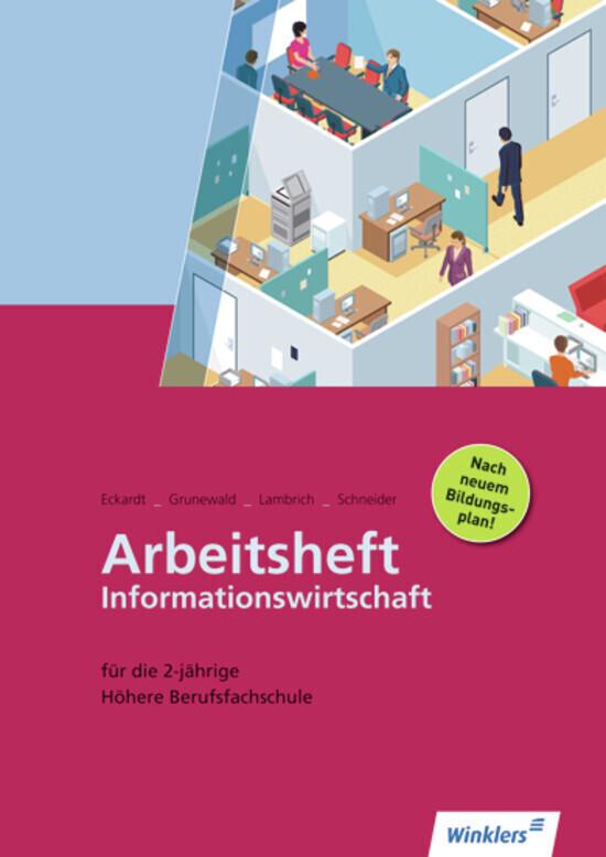 Arbeitsheft Informationswirtschaft 1 als Buch