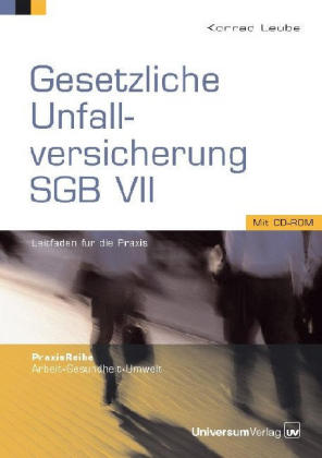 Gesetzliche Unfallversicherung - SGB VII als Buch