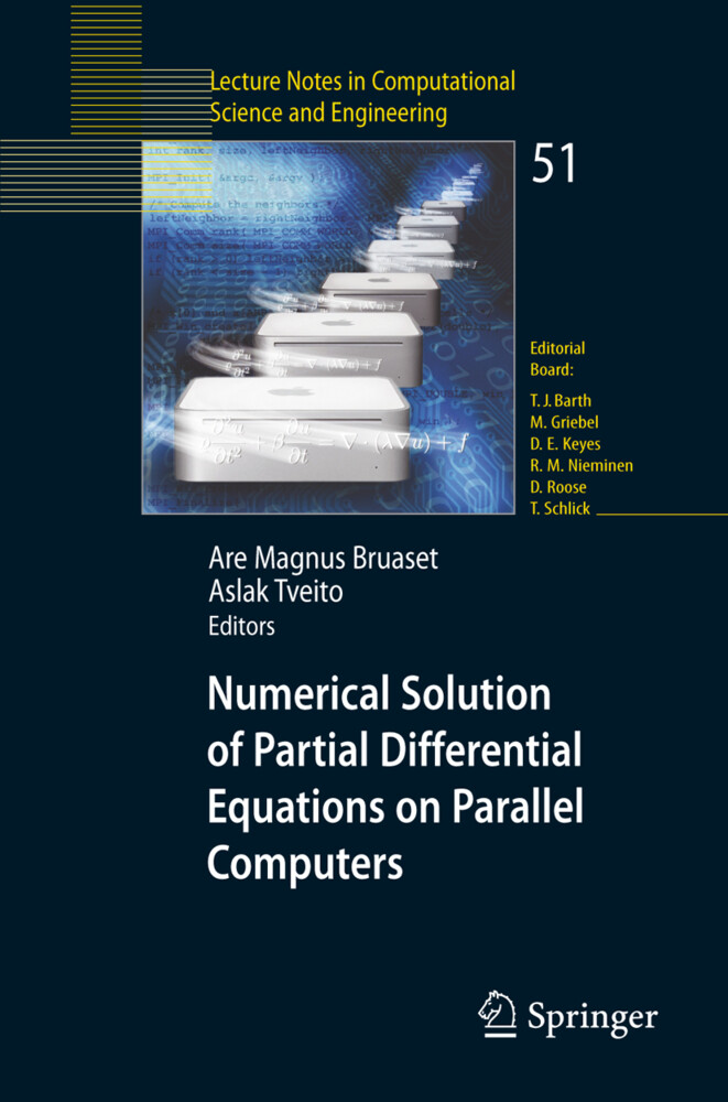 Numerical Solution of Partial Differential Equations on Parallel Computers als Buch