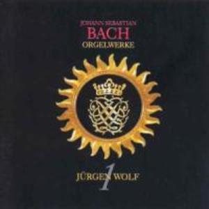 Orgelwerke Vol.1 als CD