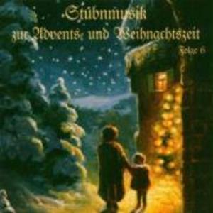 Stubenm.Z.Advents U.Weihnach.6 als CD
