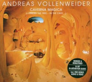 Caverna Magica als CD