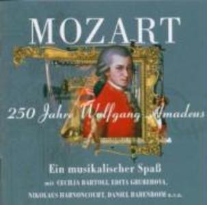 250 Jahre W.A.Mozart als CD