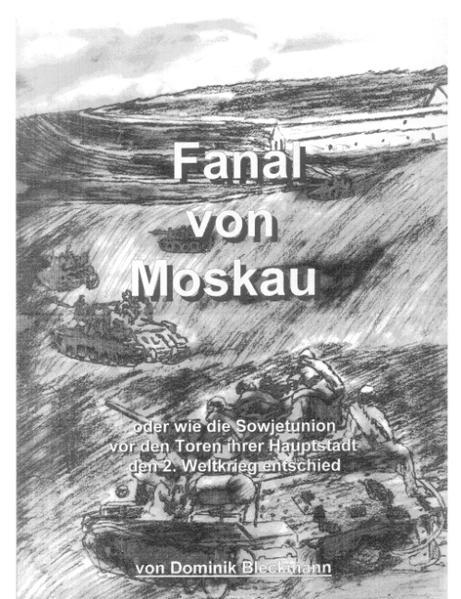 Fanal von Moskau als Buch
