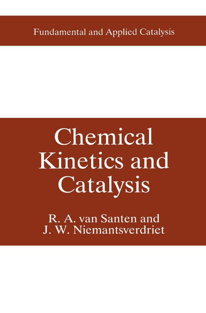 Chemical Kinetics and Catalysis als Buch