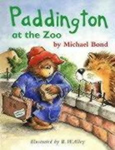 Paddington at the Zoo als Taschenbuch