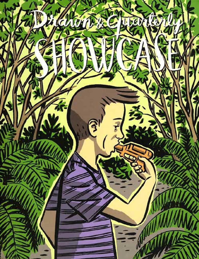 Drawn & Quarterly Showcase: Book Two: Book Two als Taschenbuch