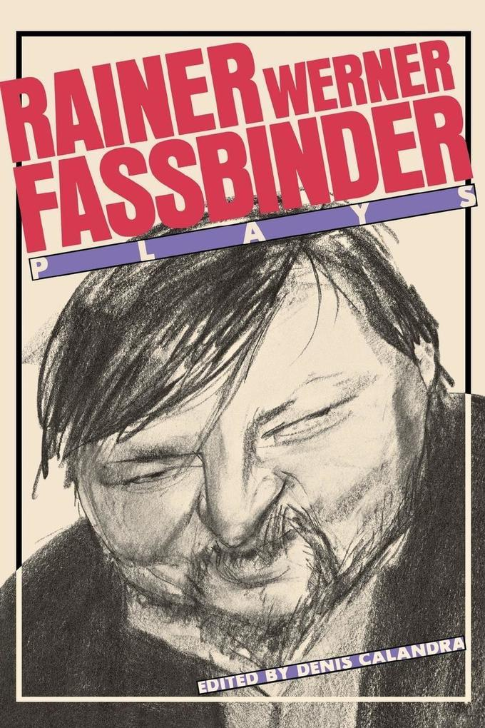 Fassbinder: Plays als Taschenbuch