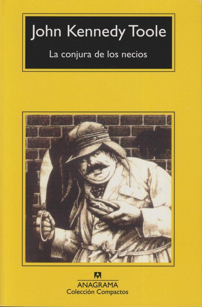 La conjura de los necios als Taschenbuch